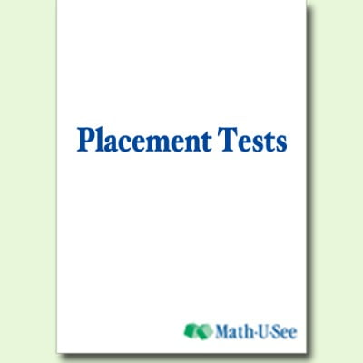 Math-U-See Placements